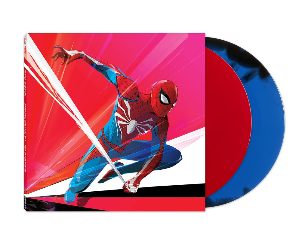 Marvel's Spider-Man - Front & Records