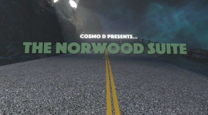 Ghost Ramp will release the soundtrack to The Norwood Suite on vinyl