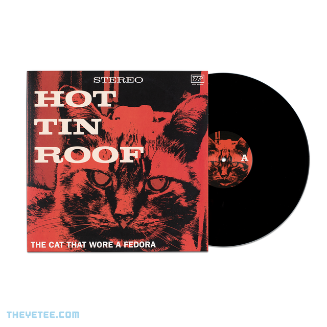 Hot Tin Roof - Front