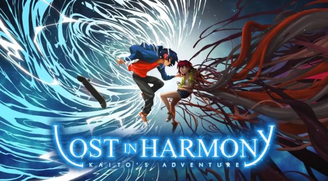 G4F have launched a crowdfunding preorder for a Lost In Harmony: Kaito's Adventure 2LP