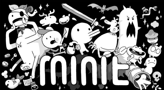Ghost Ramp have opened preorders for the Minit soundtrack