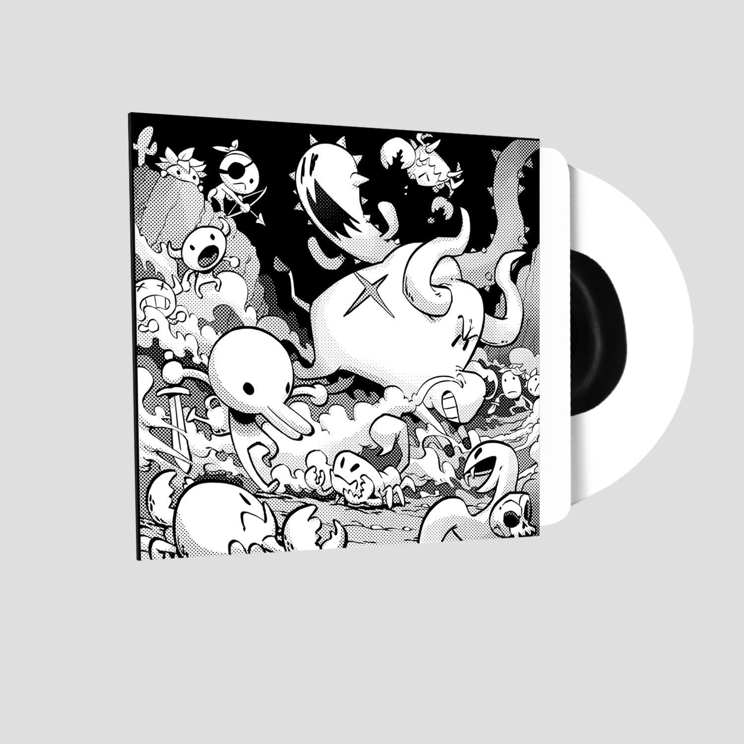 Minit - Front & Record