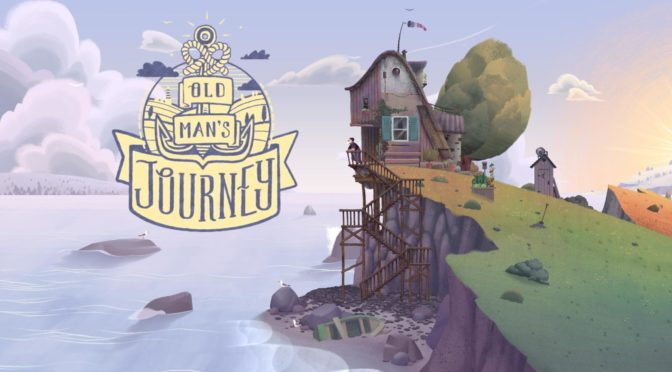 iam8bit to release the Old Man's Journey soundtrack