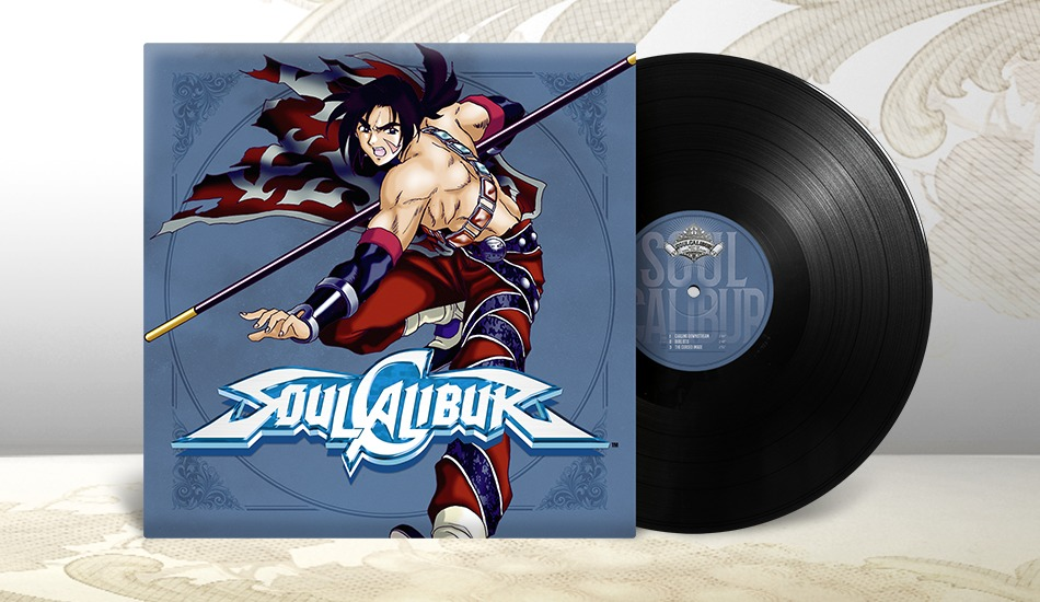 SoulCalibur Best Of - SoulCalibur