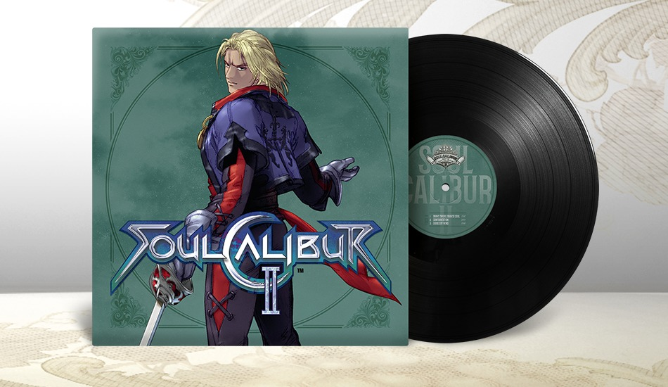 SoulCalibur Best Of - SoulCalibur II