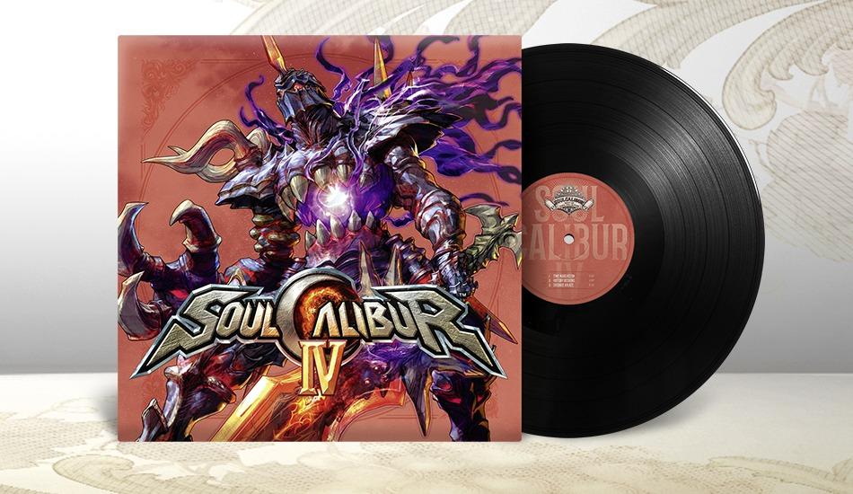SoulCalibur Best Of - SoulCalibur IV