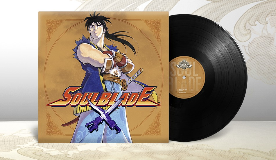 SoulCalibur Best Of - Soul Blade