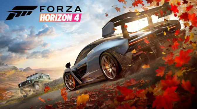 Forza Horizon 4 - Feature