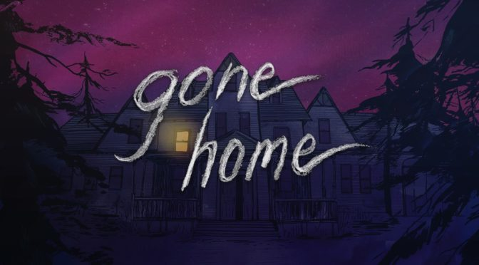 Gone Home - Feature