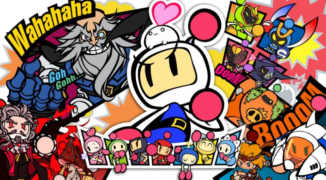 Super Bomberman R - Feature
