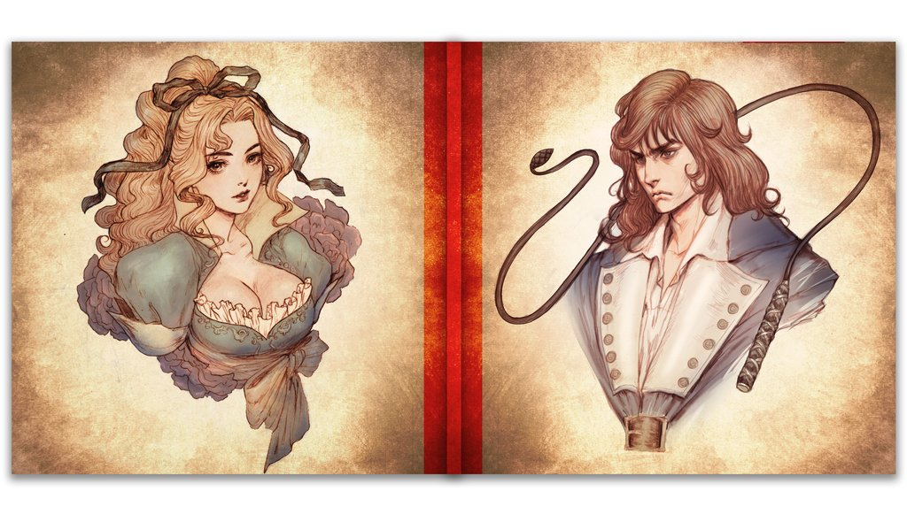 Castlevania: Symphony Of The Night - Gatefold