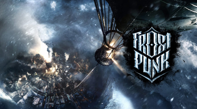 Gamemusic Records to release the Frostpunk soundtrack on vinyl