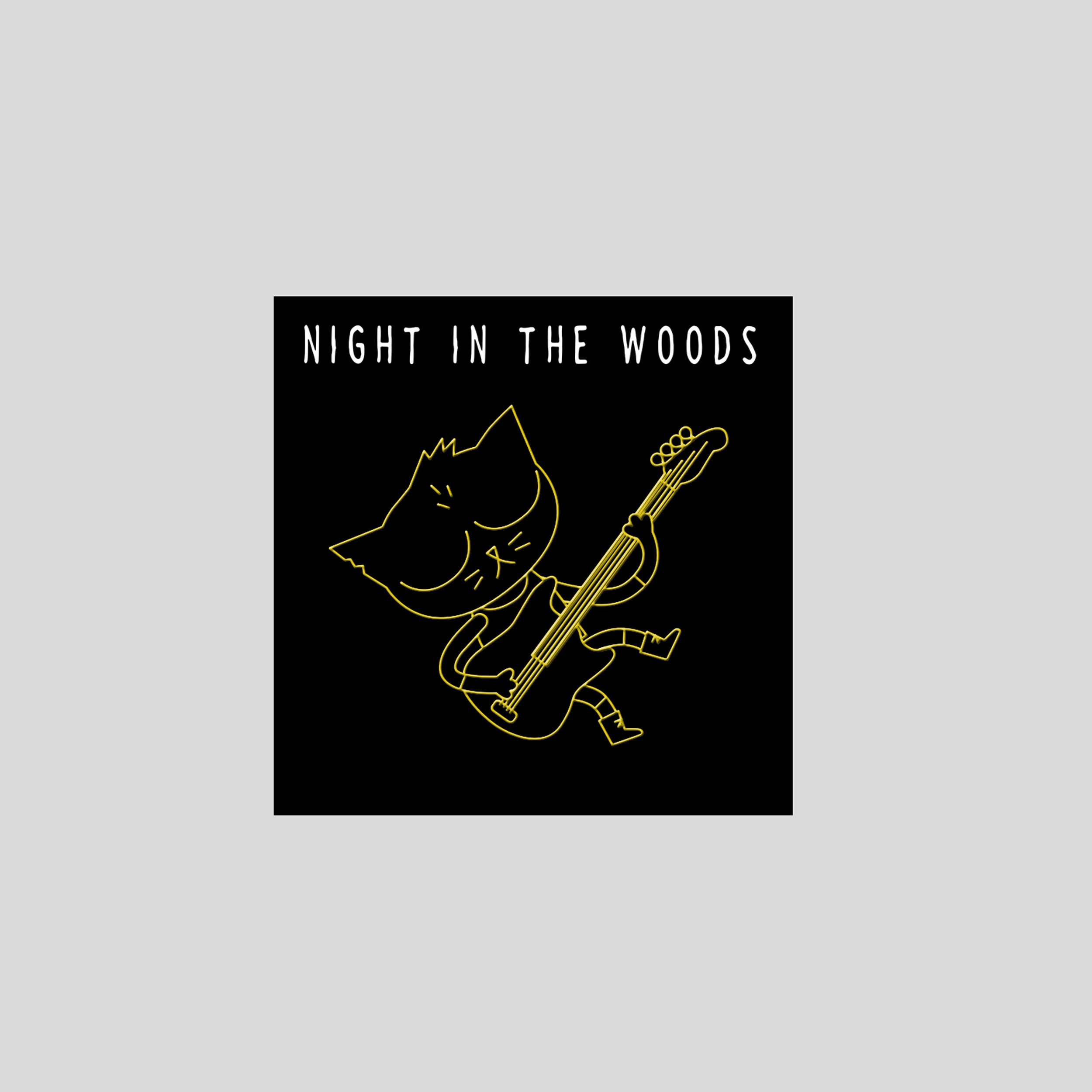 Night In The Woods - Enamel Pin