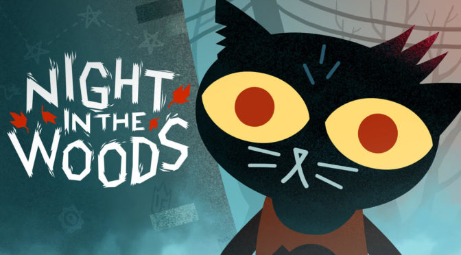 Ghost Ramp will release the Night In The Woods soundtrack on vinyl