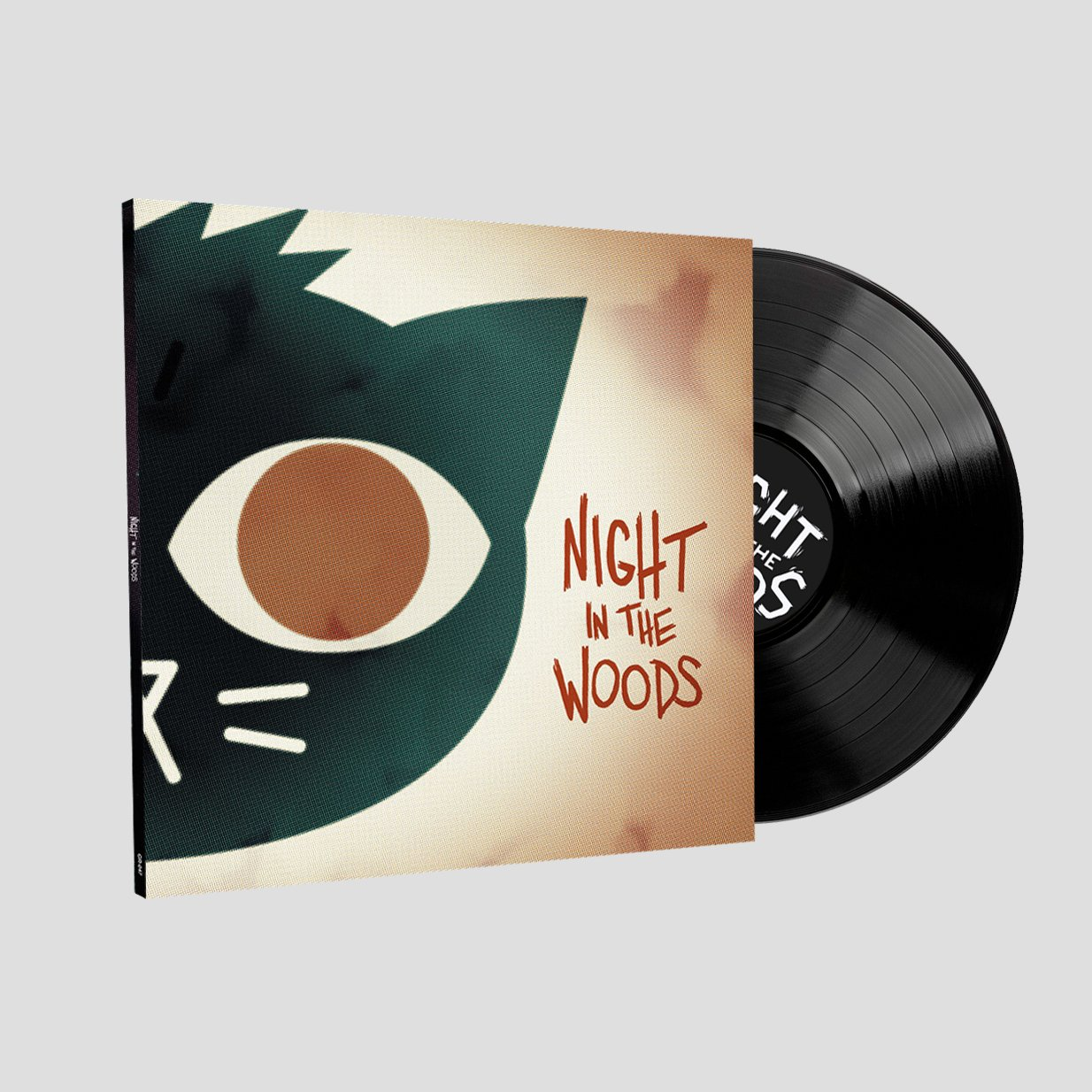 Night In The Woods - Front