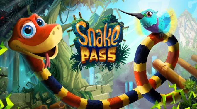 Snake Pass LP to be released by Super Rare Games