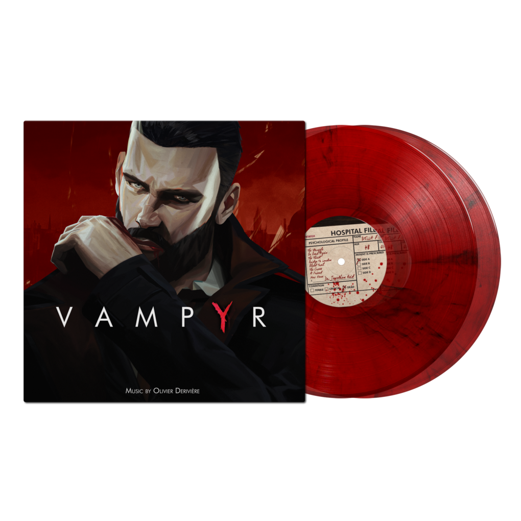 Vampyr - Marbled Front