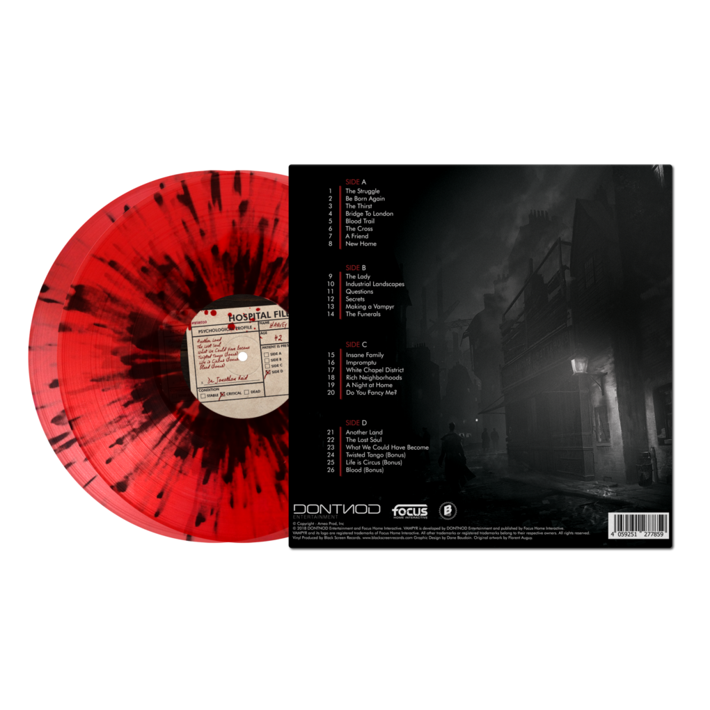 Vampyr - Splatter Back