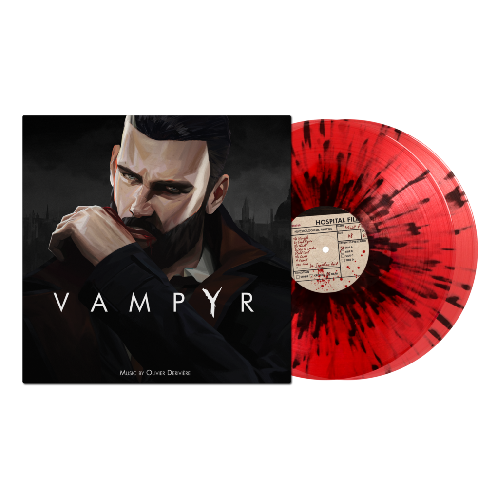 Vampyr - Splatter Front