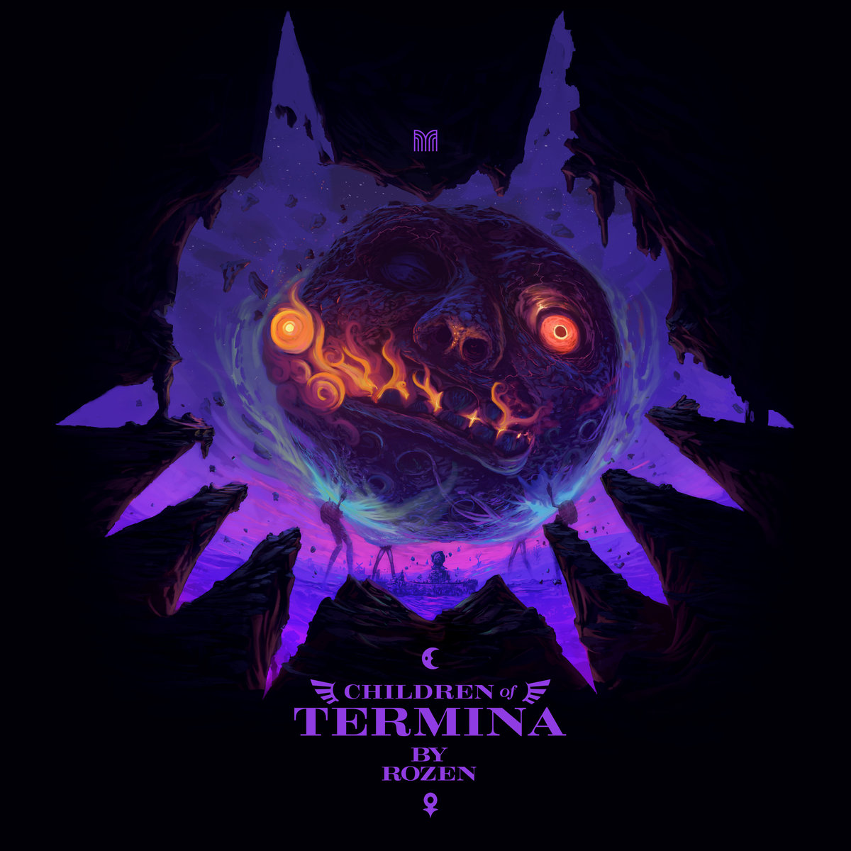 Children Of Termina - Front