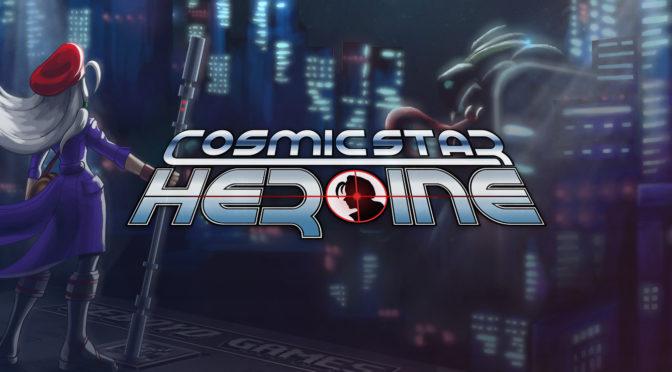 Cosmic Star Heroine - Feature