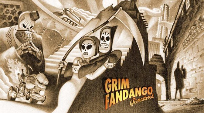 Grim Fandango getting a vinyl release from iam8bit