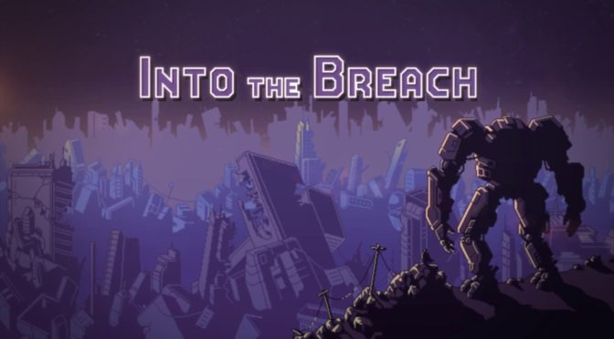 The Into The Breach soundtrack is getting a vinyl release from Fangamer