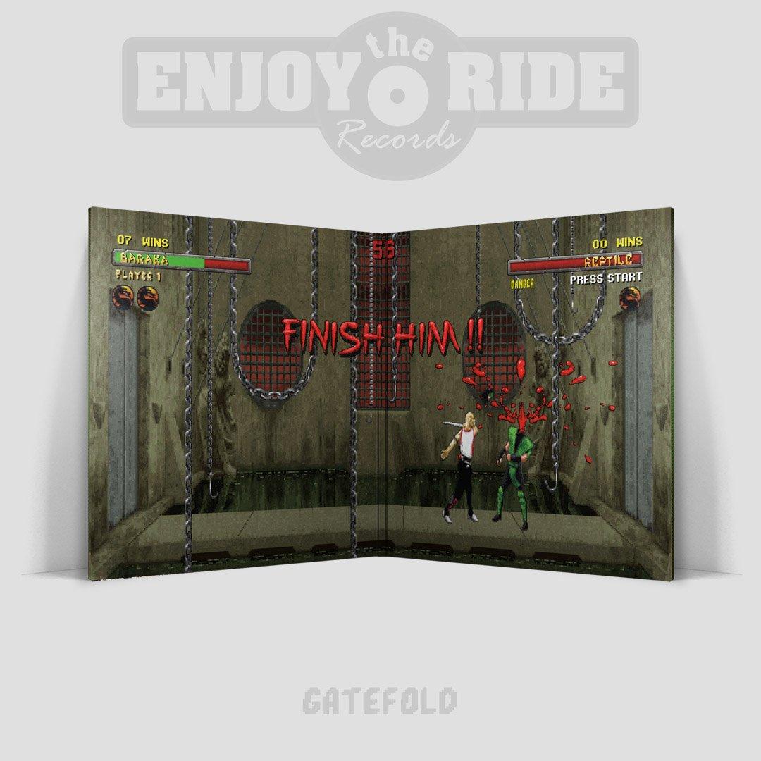 Mortal Kombat 1 & 2 - Gatefold