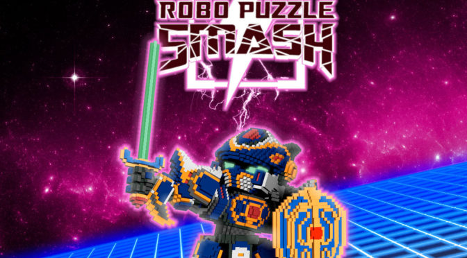 The Robo Puzzle Smash vinyl soundtrack is now available on Bandcamp