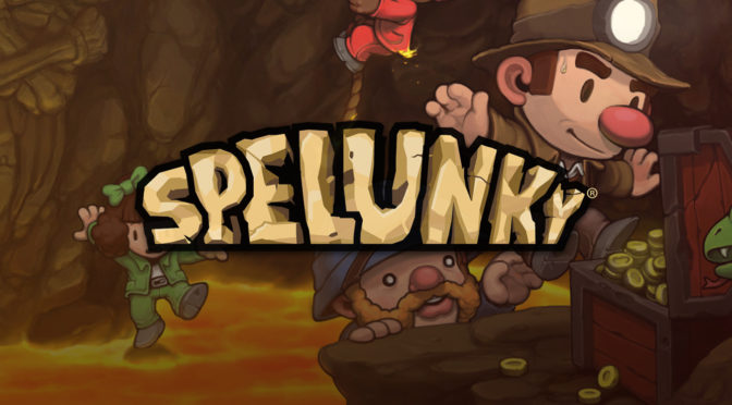 A Spelunky soundtrack LP is now available from Fangamer