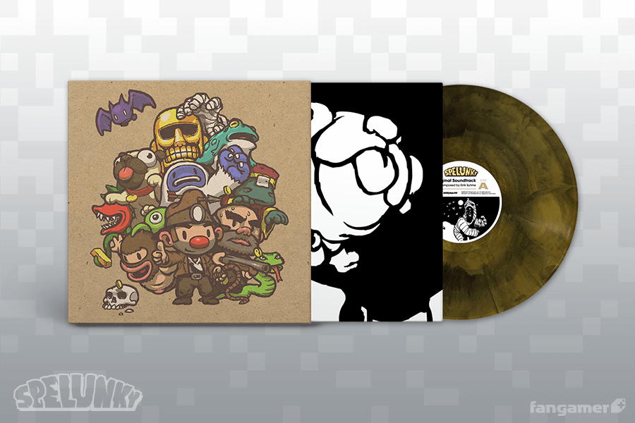 Spelunky - Front