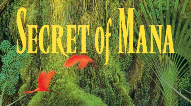 Switched On SNES synth arrangement of Secret of Mana available to preorder now