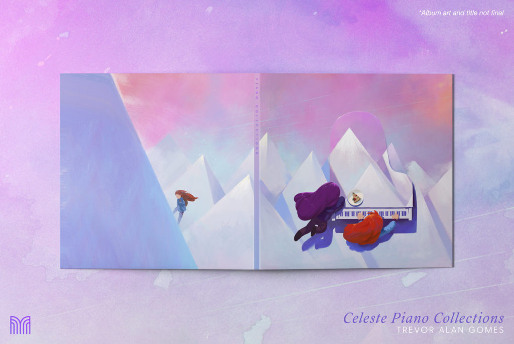 Celeste Piano Collections - Gatefold