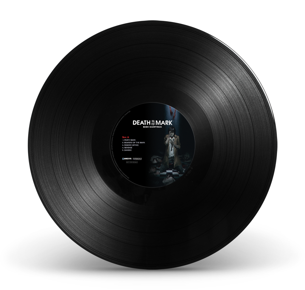 Death Mark - Vinyl