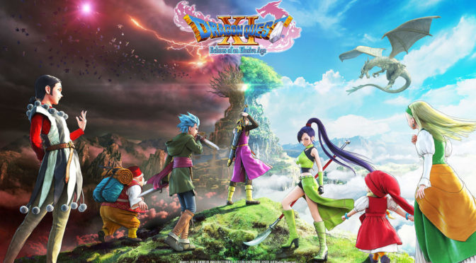 Dragon Quest XI: Echoes Of An Elusive Age - Feature