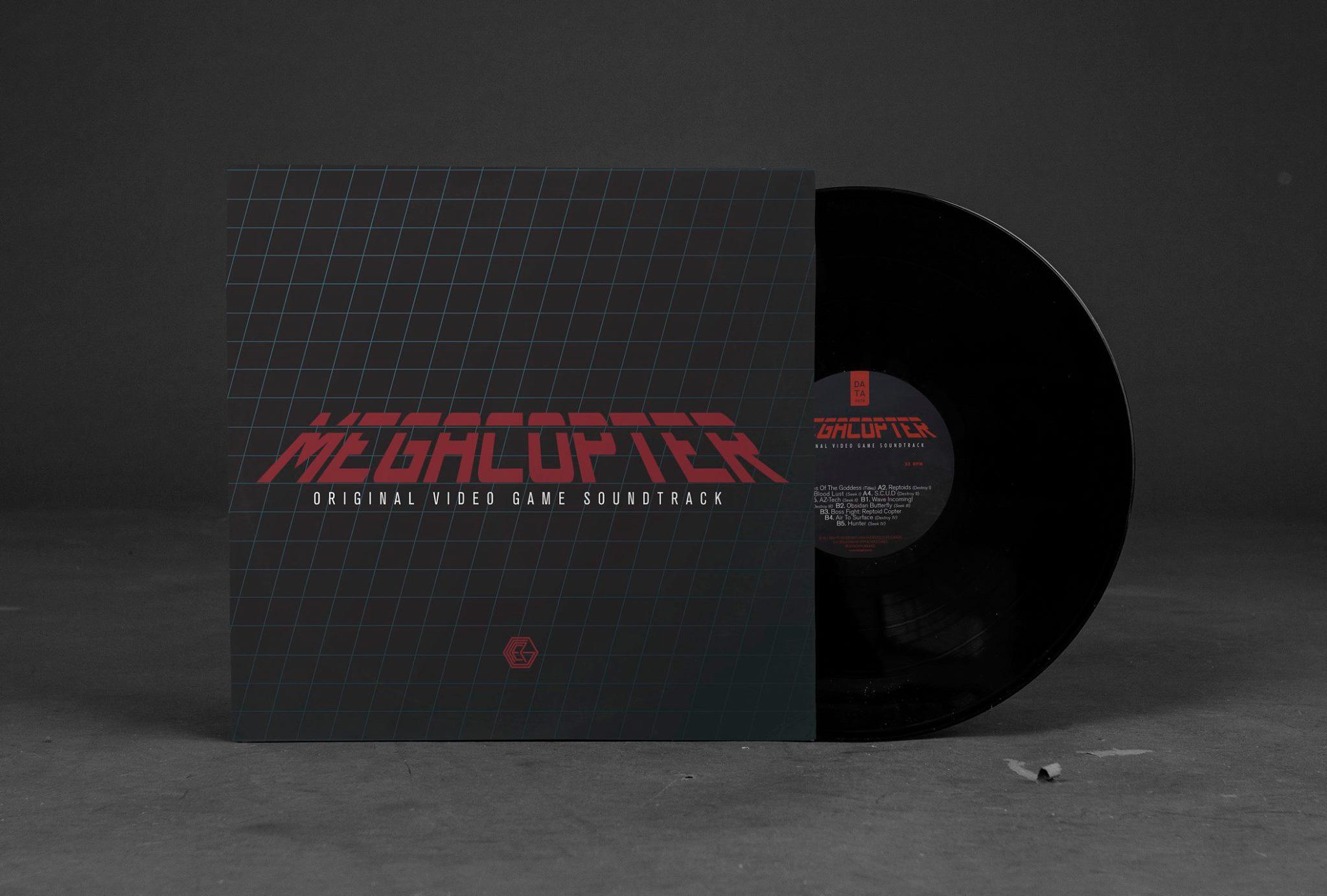 Megacopter - Front