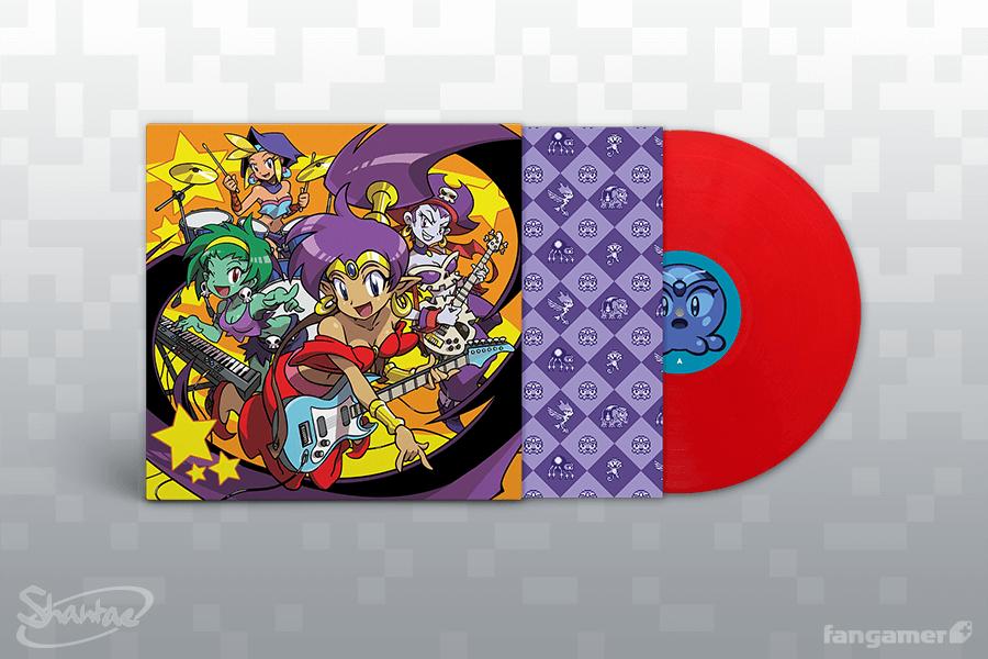 Shantae GBC - Front