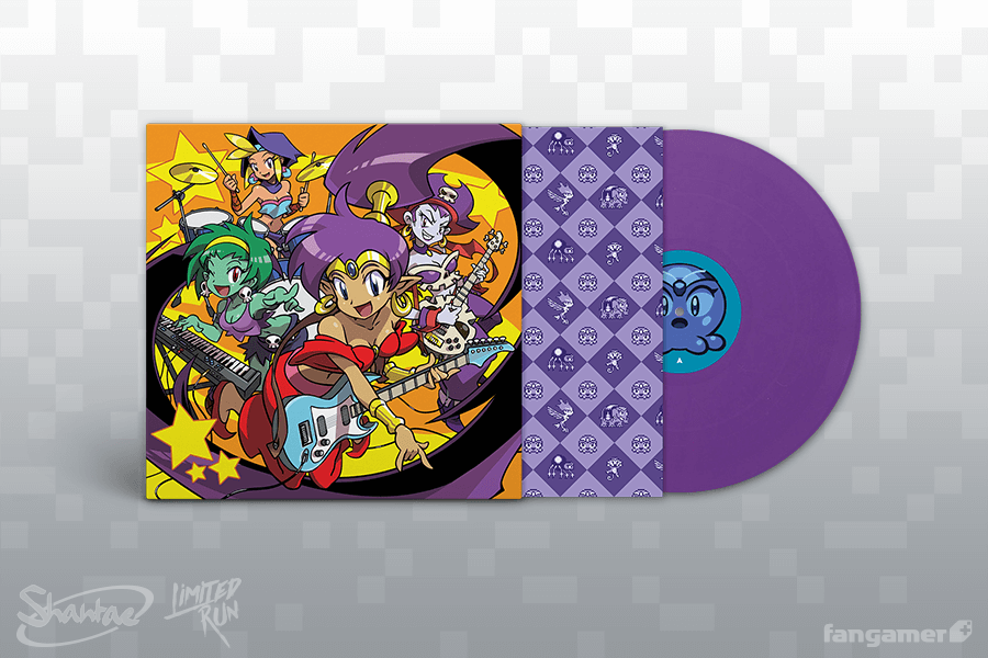 Shantae GBC - Front Limited Run