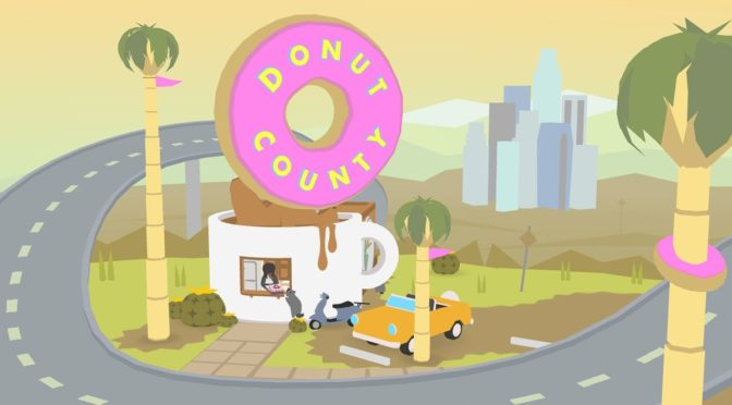 Donut County soundtrack to be released on vinyl by iam8bit