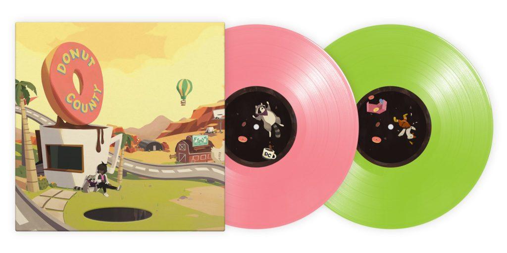 Donut County - Front & Vinyl