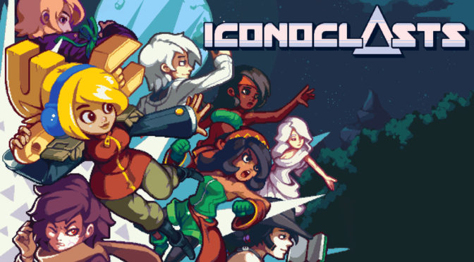 Limited Run Games to release the Iconoclasts OST on vinyl