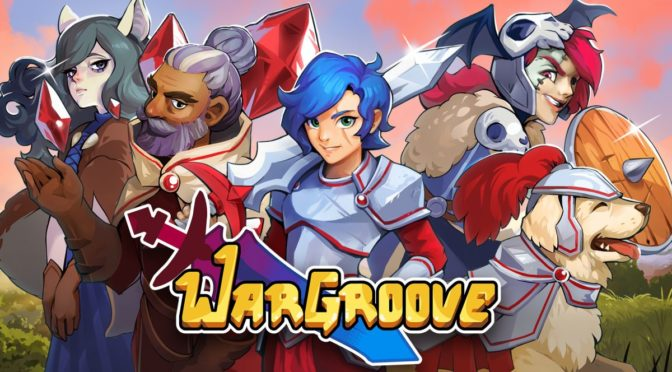 Yetee Records to release the Wargroove OST on vinyl