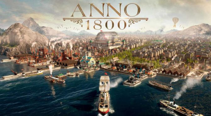 Black Screen Records to release the Anno 1800 soundtrack on vinyl