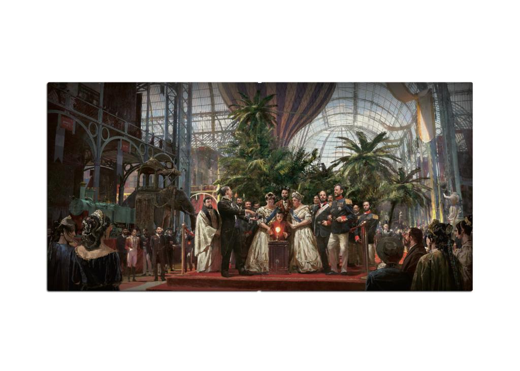 Anno 1800 - Gatefold