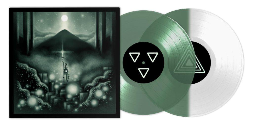 Superbrothers: Sword & Sworcery EP - Front & Vinyl