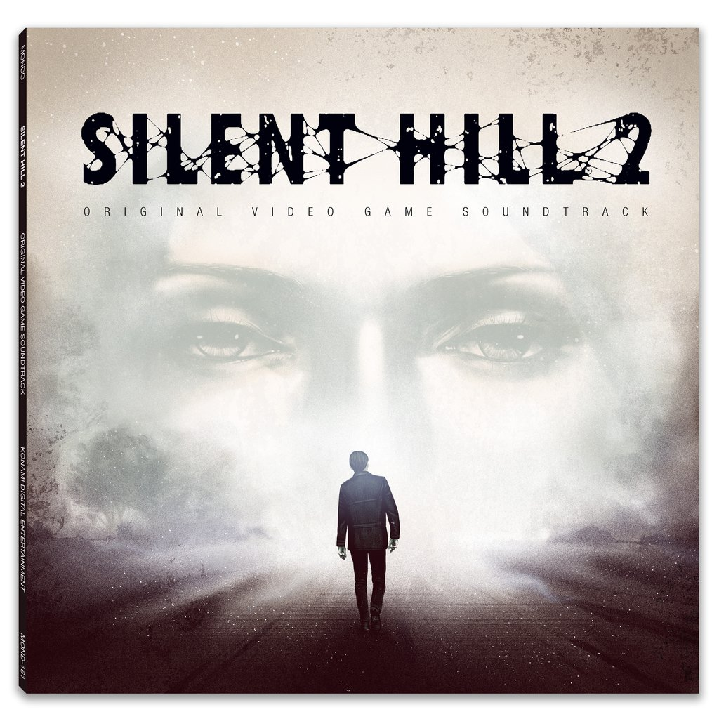 Silent Hill 2 - Front