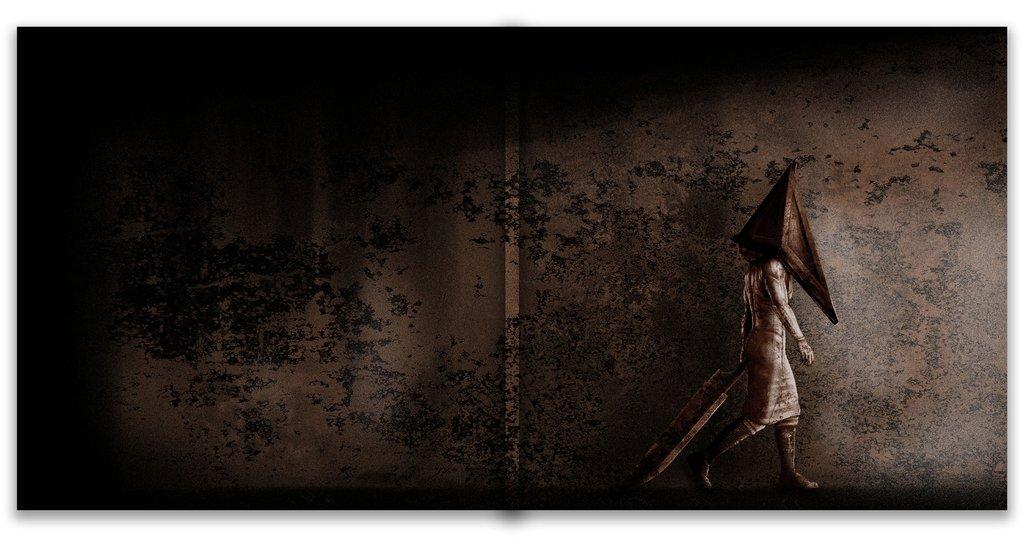 Silent Hill 2 - Gatefold