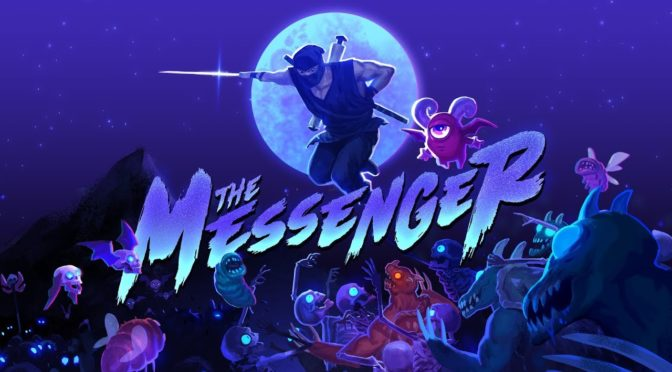 iam8bit to release the soundtrack to The Messenger on vinyl