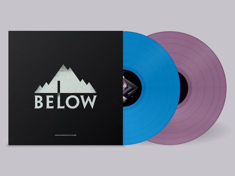 Below - Front & Vinyl