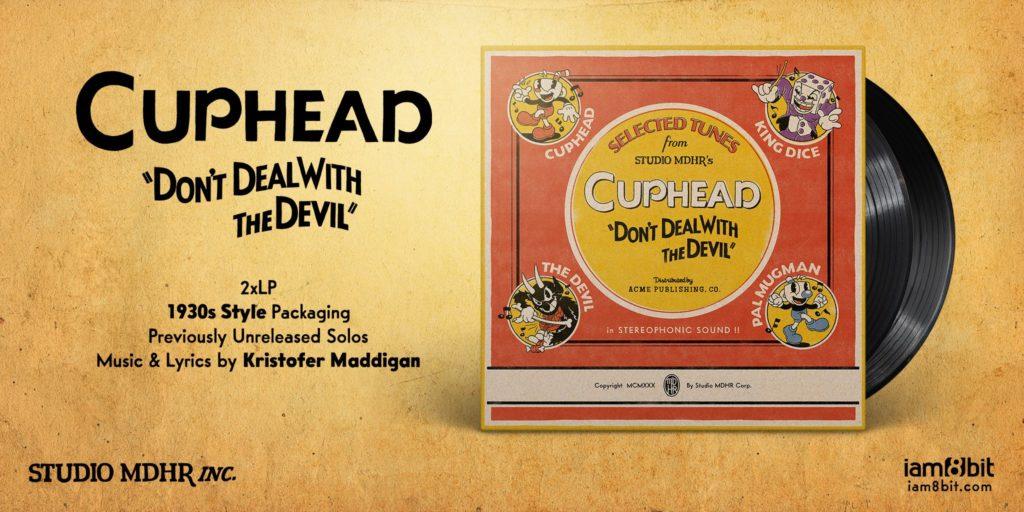 Cuphead - 2LP Promo
